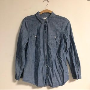 5 for $15 SALE❗️ Old Navy Chambray Shirt